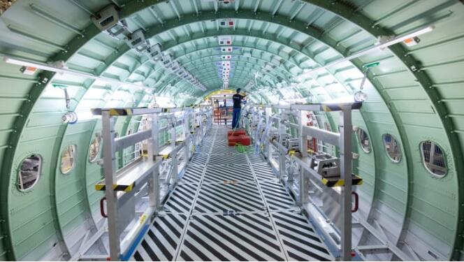 欧洲飞机制造商空中客车公司(Airbus)裁员1.5万人,大部分在欧洲
