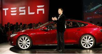 特斯拉市值破2000亿美元,相当于5.5个通用汽车,8.3个福特