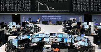 欧洲股市周三上涨0.2%,德国DAX指数收盘0.49%
