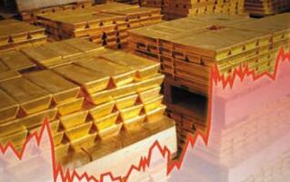 国际金价7月1日下跌1.1%,钯金下跌1.1%