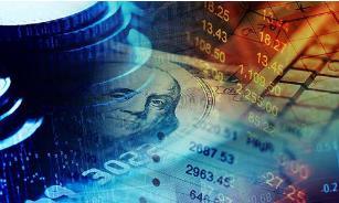 欧洲股市周一收高,银行股上涨3.9%领涨势