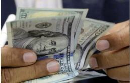 7月9日,人民币中间价报7.0085,上调122点