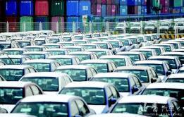 2020年1-5月前十家汽车生产企业出口量排名