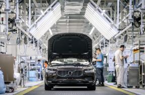 2020年5月份欧洲重型商用车数据