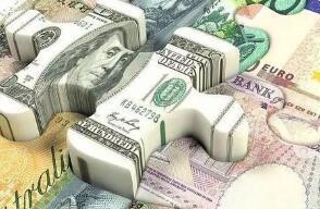 因美国股市下跌,美元周四从四周低点反弹
