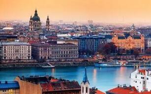 匈牙利1-5月对外贸易额同比下降12.2%