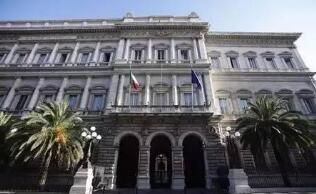 意大利央行:2020年GDP下降9.5%,如疫情恶化,降幅可达13%
