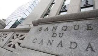 加拿大央行维持基准利率0.25%不变