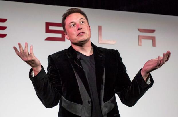 特斯拉(Tesla)回吐16%涨幅,市值约2770亿美元