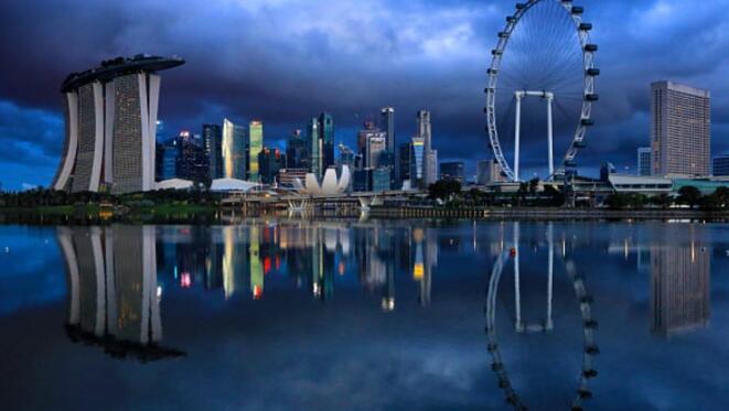 新加坡第二季度经济同比收缩12.6%
