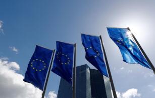 欧洲央行警告称欧元区通胀率可能会破零