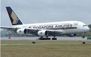 新加坡航空6月整体乘客运载量 跌幅高达99.3%
