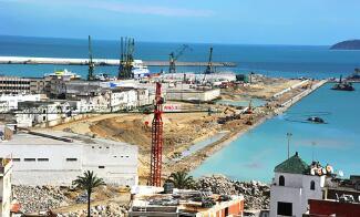 摩洛哥国家港务局2019年营业额增长4.1%