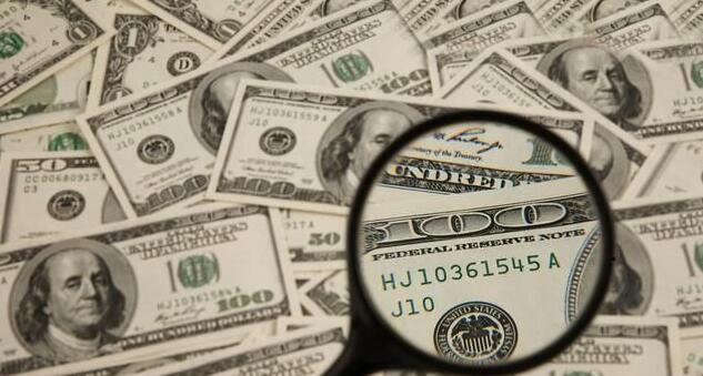 美国零售额上升后美元周四下跌