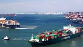 波罗的海干散货指数周五涨0.6%