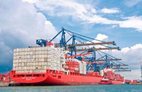 欧亚经济联盟国家对外贸易1-5月下降16.2%