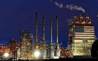 美原油产量降幅创十年来最高水平