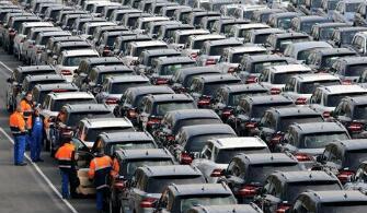 2020年6月中国前十家汽车生产企业销量排名