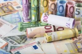 离岸人民币(CNH)兑美元纽约尾盘上涨147点
