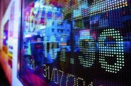 亚太股市周三开盘下跌,日经225指数开盘下跌0.4%