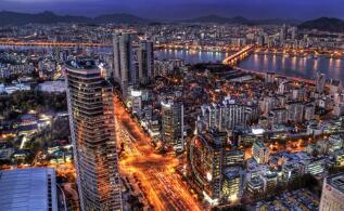韩国第二季度GDP下降,出口急剧下降