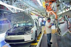 墨西哥2020年轻型汽车生产或减少90万辆