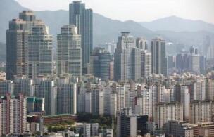 韩国房地产总市值达GDP的2.6倍 创历史新高