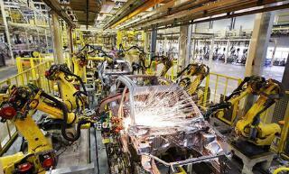 欧盟5月工业产出环比有所恢复但同比下滑严重