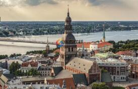 拉脱维亚第一季度货运量下降23%