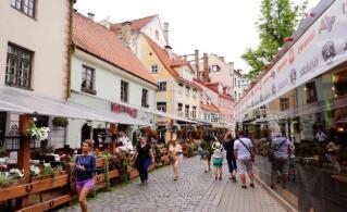 拉脱维亚5月零售额下降0.6%
