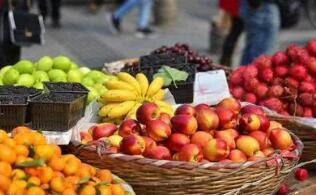 巴基斯坦2019-2020财年水果出口额为4.31亿美元