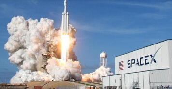 SpaceX明年将送法国宇航员上 国际空间站