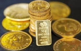 伦敦黄金交易成交额创1750亿美元的单日历史新高水平
