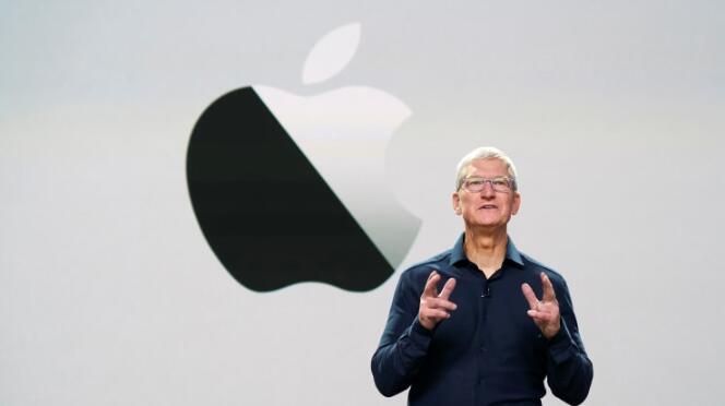 苹果公司超越沙特阿美成为全球最有价值的公司