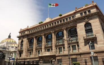 墨西哥央行发布最新经济展望:预计今年墨经济将负增长10.02%