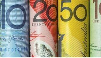 离岸人民币(CNH)兑美元周二纽约尾盘涨77点