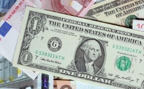 离岸人民币(CNH)兑美元周三纽约尾盘上涨312点