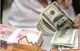 离岸人民币(CNH)兑美元纽约尾盘跌147点