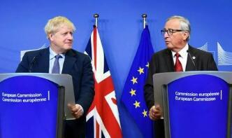 英国:希望下月与欧盟达成贸易协议