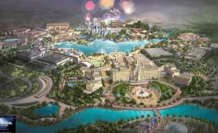 北京环球度假区将于明年正式开放
