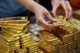 国际金价8月19日跌破每盎司2000美元