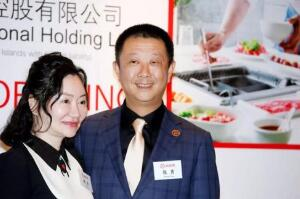 福布斯发布新加坡富豪榜 海底捞张勇夫妇仍居首位