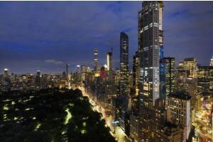 纽约曼哈顿的房屋销售同比下滑了56%
