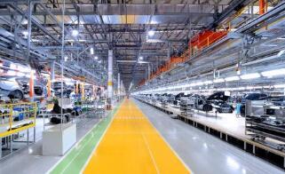 2020年1-7月前十家中国品牌汽车生产企业销量排名