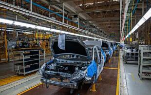 2020年1-7月前十家汽车生产企业销量排名