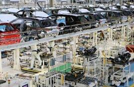 2020年7月前十位SUV生产企业销量排名