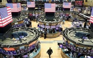 美股8月28日上涨,道琼斯指数上涨161点,标普首次收于3500点上方