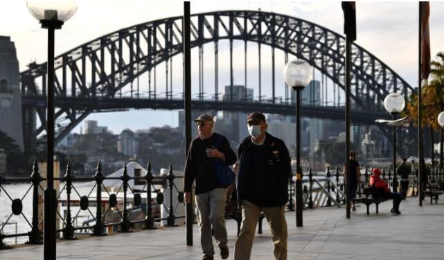 澳洲第二季度GDP下降7%   自3月份以来澳元上涨近30%