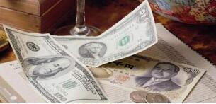 离岸人民币(CNH)兑美元跌213点