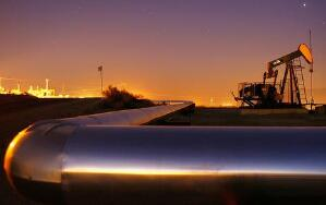 纽约油价9月8日下跌7.6%,布油下跌5.3%
